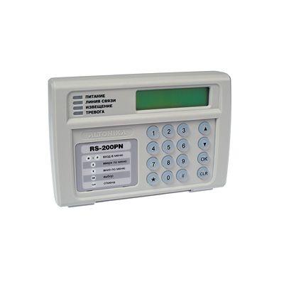 альтоника rs-200pn инструкция